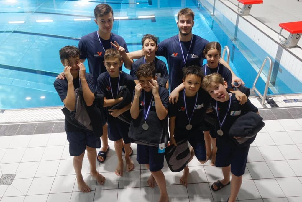 Catégorie U9 U11 Water Polo Programme entrainement